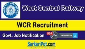 WCR Recruitment 2021